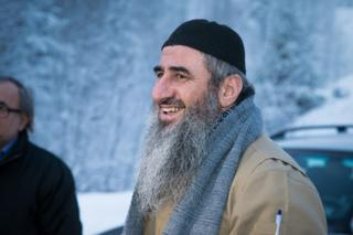 Mullah Krekar (file photo)