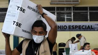 Escrutinio especial de las elecciones de Honduras