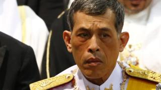 Король Таиланда Маха Вачиралонгкорн