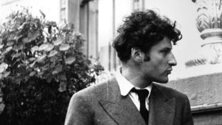 Британский художник Люсьен Фрейд в 1952 году