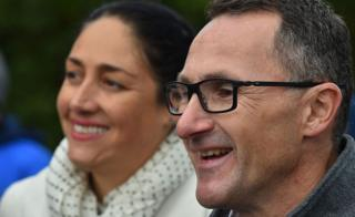 Australian Greens leader Richard Di Natale
