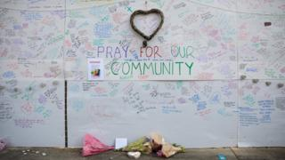 Tributes to Grenfell Tower victims