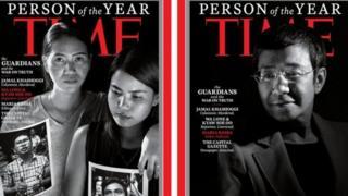၂၀၁၈ ခုနှစ် အတွက် တိုင်းမဂ္ဂဇင်းက ရွေးတဲ့ သတင်းထောက်များ