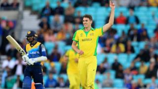 ऑस्ट्रेलिया और श्रीलंका मैच