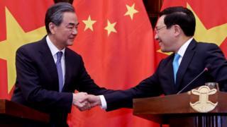 Trung Quốc và Việt Nam có quan hệ gắn bó