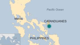Igihuhusi NIna muri Philippines