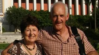 Alan and Diane Holmes
