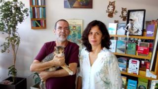 Luciano e Mariângela