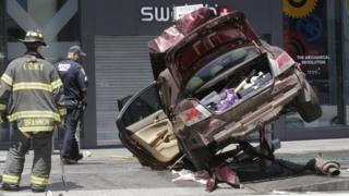 Incidente en Times Square