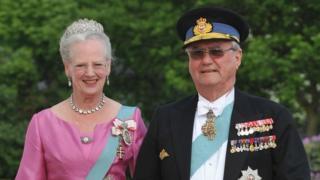 Monarcas da Dinamarca