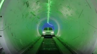 Модифіковані для тунелю електромобілі зможуть розганятися до 240 км/год.