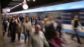 arrestation, métro, egypte, hausse de prix