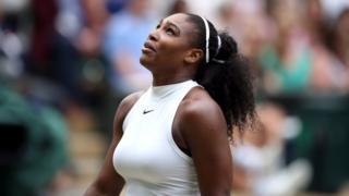 """Serena Williams a déclaré qu'elle était """"plus que déçue"""" après avoir été contrainte de se retirer de Roland-Garros"""