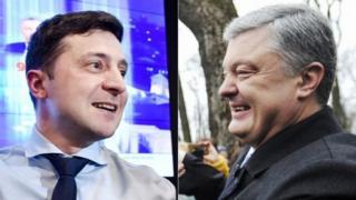 Zelenskiy/Poroshenko