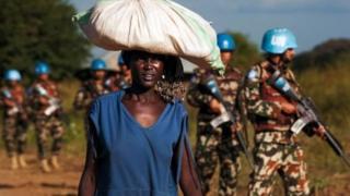 UN ina walinda amani 16,000 Sudani Kusini
