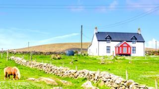 remote property