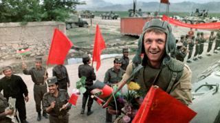 Ооганстандан советтик аскерлерди чыгарып кетүү өнөктүгү 1988-жылдын 15-майында башталып, 1989-жылдын 15-февралында бүткөн.