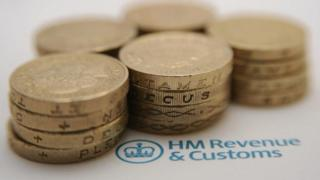 Coins on tax return