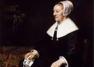 Rembrandt's Portrait of Caterina