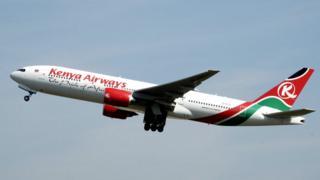 Kenya Airways imaze imyaka igira igihombo