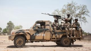 Army in Chibok