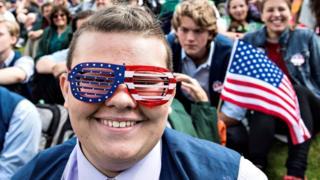 День независимости США отметили и за рубежом. Вот так праздновали в Ребилле в Дании