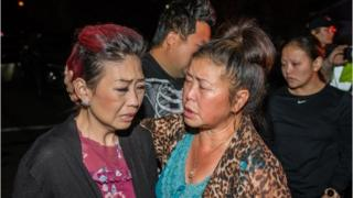 Four killed at California family gathering in 'targeted' shooting