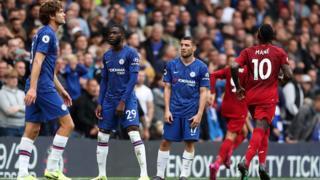 Chelsea na Liverpool