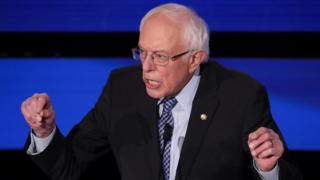 Bernie Sanders faces ire over Joe Rogan 'endorsement'