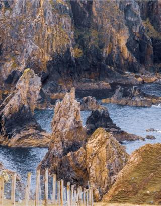Mangersta Sea Stacks, Isle of Lewis