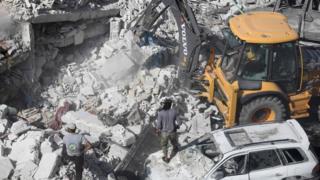 عدد ضحايا الانفجار ارتفع