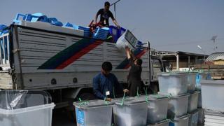 کمیسیون انتخابات افغانستان میزان مشارکت را اعلام کرد