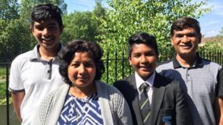 Bakhsh family