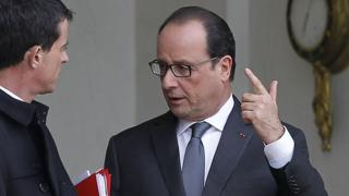 President Hollande, 14 Nov 15