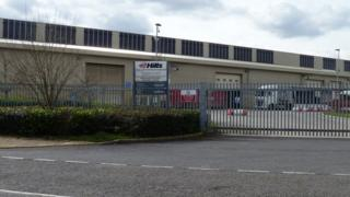 Northacre Industrial Estate