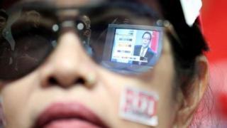 ထိုင်းနိုင်ငံရဲ့ တရားဝင်မဲရလဒ်တွေကို ဒီနေ့ကြေညာနိုင်ဖွယ်ရှိ