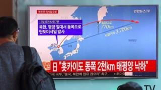 उत्तर कोरिया का दावा है कि उसकी न्यूक्लियर मिसाइलें 4000 किलोमीटर तक मार कर सकती हैं
