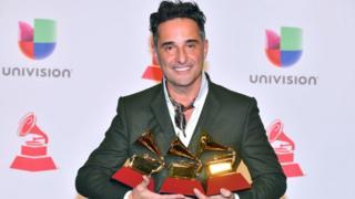 Jorge Drexler con tres premios Latin Grammy