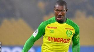 Préjuce Nakoulma espère pouvoir aider le Burkina Faso à se qualifie à la CAN 2019.