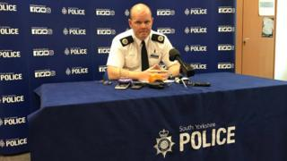 Acc Ch Const Tim Forbes, from South Yorkshire Police