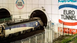 Eurotunnel cuts profit forecast due to weak pound