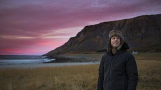 Mick Fanning di Norwegia
