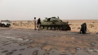 درگیری در لیبی