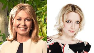 Kirsty Young, Lauren Laverne