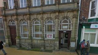 Library in Bridlington