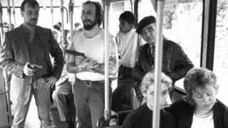 گروگان گیری در اتوبوس