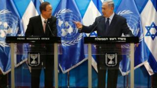 Netanyahu na son fadada kasarsa zuwa yankin Palasdinawa
