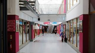 Finsbury Park shopping centre