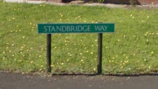 Standbridge Way in Tipton