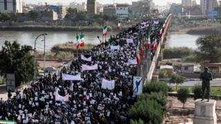 İran'da gösteriler